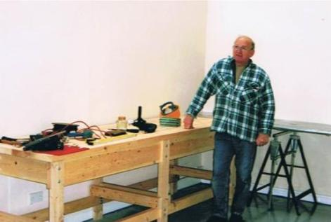 Making benches
