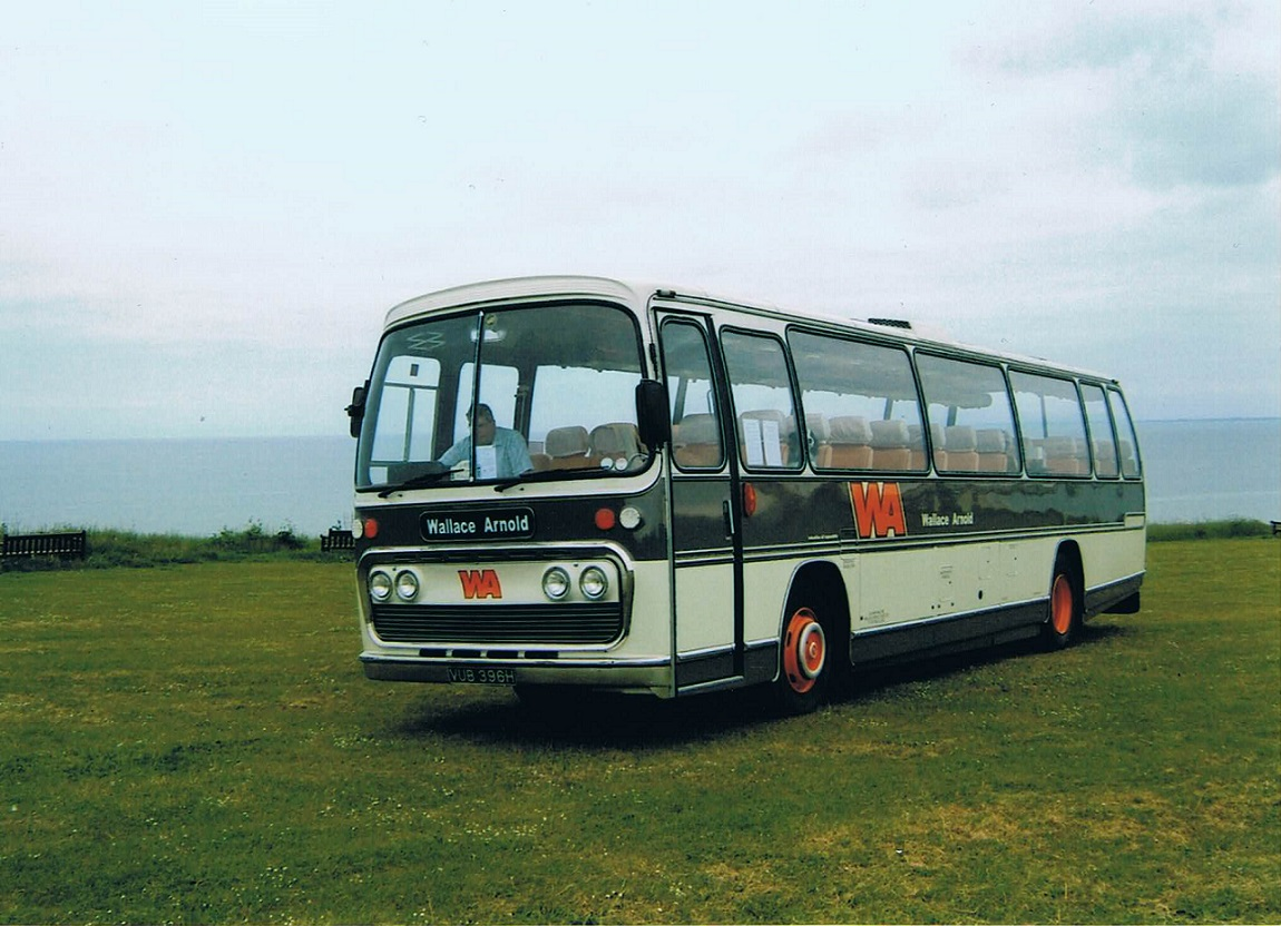 Leyland Leopard Plaxton Panorama Elite – Classic Connections