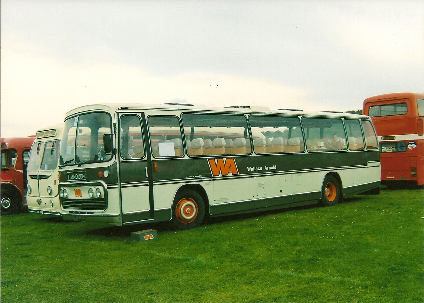Leyland Leopard Plaxton Panorama Elite | Classic Connections