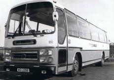 1980 - Leyland Leopard Supreme IV - Ulsterbus