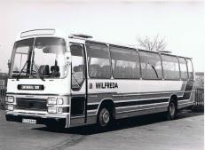 1981 - Wilfreda Beehive of Doncaster. Leyland Leopard Supreme IV.