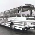 1979 - Wallace Arnold. Euroways. Volvo Plaxton Supreme.
