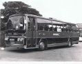 Aug 1971 - Fogarty. Bed YRQ Express. First body with pivot door. Castleways of Winchcombe.
