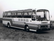Bebb Coaches. 1980 Volvo B58 Plaxton Viewmaster