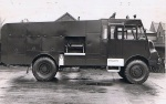 Bedford R Type ''Green Goddess''. Auxiliary Fire Service.