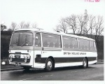 Feb 1967 - 'British Midland Airways. Bed. VAM. Panorama'