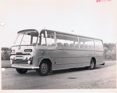 Feb 1970 - 'Front LH Malagasy Rep. Bed SB. Left Hand Drive'