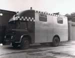 Front NS. Control Vehicle. M.P.BW.