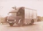 Front NS. Hose Laying Vehicle. M.P.BW.
