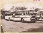 July 1969 - 'Front OS. Abbott Coaches. AEC 12 Metro'