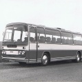 July 1970 - Plaxton demonstration. New Panorama Elite II on Leyland Leopard.