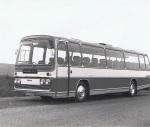 July 1970 - Plaxton demonstration. New Panorama Elite II on Leyland Leopard.