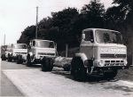 Leyland Clydesdale Chassis