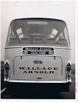 Mar 1964 - 'W. Arnold 36' Central Entrance. Rear.'