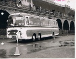 May 1963 - 'British Coach Rally. Bedford VAL. Hillside'