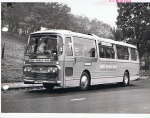 Nov 1964 - 'Miss World Coach. AEC 36' Pano. 1965 body.'