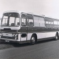 NS. Hants and Dorset. Leyland Leopard P. Elite II. No roller blinds to windows.