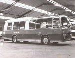 Plaxton Caravan. Chassis Unknown.