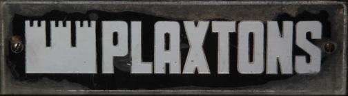 plaxtons logo