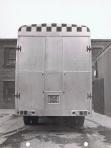 Rear View, Control Vehicle. M.P.BW.